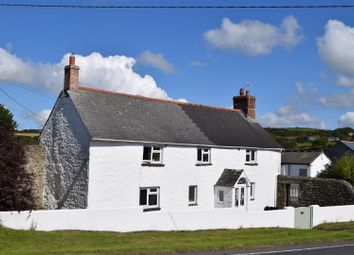 Thumbnail 3 bed farmhouse to rent in Manhay, Helston, Cornwall