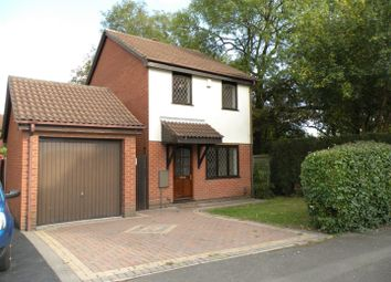 Thumbnail 3 bed detached house to rent in Charingworth Road, Oakwood, Derby