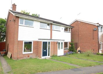 Thumbnail 3 bed semi-detached house for sale in St. Pauls Gate, Wokingham, Berkshire
