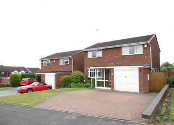 Thumbnail 4 bed detached house for sale in Hayes Close, Brownsover, Rugby