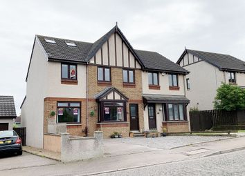Thumbnail 3 bed semi-detached house for sale in 29 Creel Drive, Cove, Aberdeen