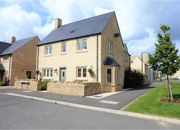 Thumbnail 4 bed detached house for sale in Brambling Mews, Cirencester