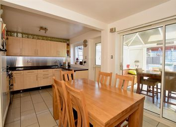 Thumbnail 3 bed end terrace house for sale in The Brow, Woodingdean, Brighton, East Sussex
