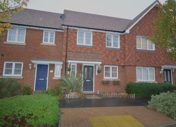 Thumbnail 3 bed terraced house for sale in Chancel Drive, Wainscott, Rochester