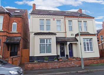 Thumbnail 3 bed semi-detached house for sale in Selbourne Street, Loughborough