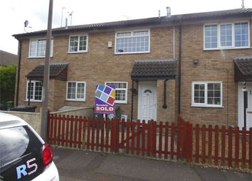 Thumbnail 2 bed terraced house to rent in Willoughby Court, Peterborough, Cambridgeshire
