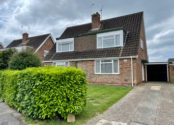 Thumbnail 3 bed semi-detached house for sale in Tormead, Hythe, Southampton