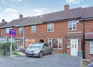 Thumbnail 2 bed terraced house for sale in Crossbow Road, Chigwell