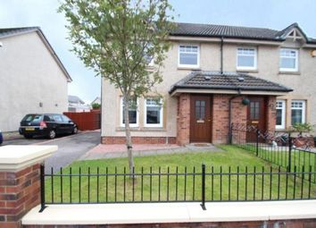 Thumbnail 3 bed semi-detached house for sale in Rye Road, Glasgow, Lanarkshire