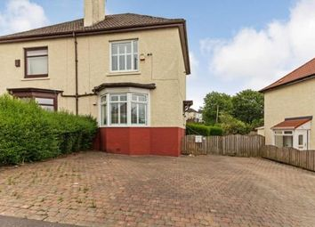 Thumbnail 2 bed semi-detached house for sale in Cowdenhill Road, Knightswood, Glasgow