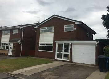Thumbnail 3 bed detached house to rent in Barley Croft, Cheadle Hulme, Cheadle