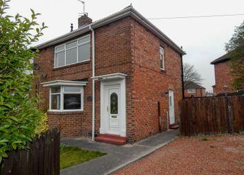 Thumbnail 3 bed semi-detached house to rent in Barnard Crescent, Hebburn