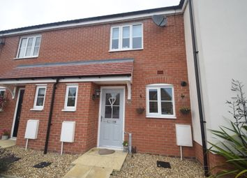 Thumbnail 2 bedroom terraced house for sale in Mary Clarke Close, Hadleigh, Ipswich