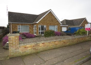 Thumbnail Detached bungalow for sale in Frobisher Crescent, Hunstanton