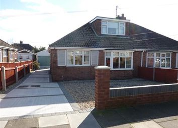 Thumbnail 2 bed semi-detached bungalow for sale in Braemar Road, Cleethorpes