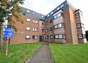 Thumbnail 2 bed flat for sale in Tarrant Court, Stevenage, Hertfordshire