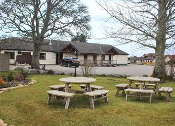 Thumbnail Hotel/guest house for sale in Carnegie Lodge Hotel, Viewfield Road, Tain, Ross-Shire