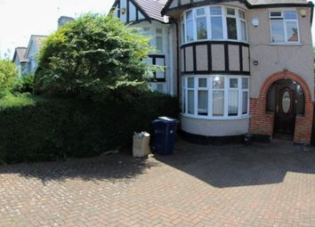 Thumbnail 6 bed semi-detached house to rent in 1, Holders Hill Avenue London, England
