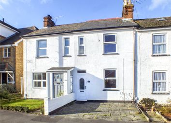 Thumbnail 2 bed terraced house for sale in Clarence Road, Fleet