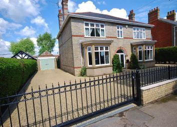 4 bed detached house for sale in Spalding Road, Holbeach, Spalding PE12