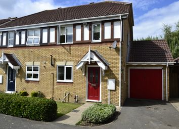 Thumbnail 2 bed semi-detached house to rent in Brough Close, Ham/Kingston
