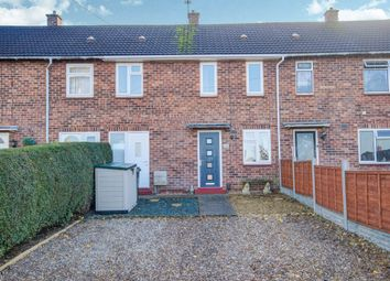 Thumbnail 3 bed terraced house for sale in Hanworth Close, Lillington, Leamington Spa