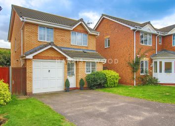 Thumbnail 3 bed detached house for sale in Browning Road, Brantham, Manningtree