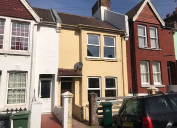Thumbnail 3 bed maisonette to rent in Shanklin Road, Brighton