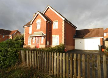 Thumbnail 4 bed detached house to rent in Northbourne Road, St Andrew`S Ridge, Swindon