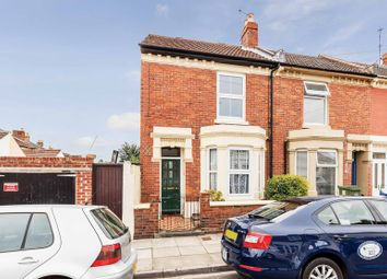 Thumbnail 3 bed terraced house for sale in Whitworth Road, Copnor, Portsmouth