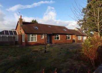 Thumbnail 7 bedroom detached bungalow to rent in Sharoe Green Lane, Fulwood, Preston