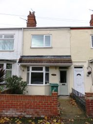 Thumbnail 3 bedroom terraced house to rent in Oole Road, Cleethorpes