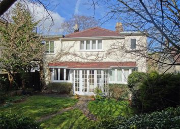 Thumbnail 4 bed detached house for sale in Fairfield Park Road, Bath