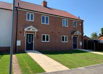 Thumbnail 3 bed terraced house for sale in The Street, Catfield, Great Yarmouth