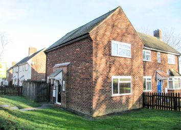 Thumbnail 2 bed semi-detached house for sale in Cleveland Road, Catterick Garrison, North Yorkshire.