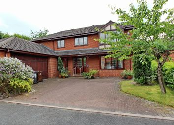 Thumbnail 3 bedroom detached house for sale in St Marys Close, Prestwich, Manchester