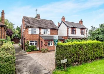 Thumbnail 3 bed detached house for sale in Nottingham Road, Lowdham, Nottingham, Lowdham
