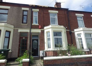 Thumbnail 4 bedroom terraced house to rent in Humber Road, Coventry, West Midlands