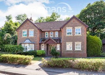 Thumbnail 5 bed detached house to rent in Little Fryth, Finchampstead, Wokingham