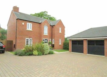 Thumbnail 4 bed detached house for sale in Charlotte Way, Thorpe Green, Peterborough
