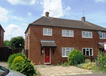 Thumbnail 3 bed semi-detached house for sale in 4 Milestone Road, Hitchin, Hertfordshire
