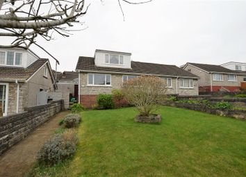 Thumbnail 3 bedroom semi-detached bungalow for sale in Carmarthen Close, Barry