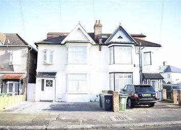 Thumbnail 1 bed flat for sale in Thornsbeach Road, London