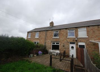 Thumbnail 2 bed terraced house for sale in Third Row, Ellington, Morpeth