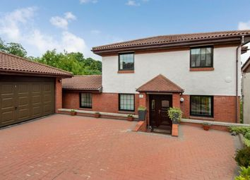 Thumbnail 5 bed detached house for sale in Douglas Avenue, Langbank, Port Glasgow