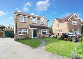 Thumbnail 4 bed detached house for sale in Brettenham Crescent, Ipswich