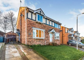 3 bed semi-detached house for sale in The Haverlands, Hemsworth, Pontefract, West Yorkshire WF9
