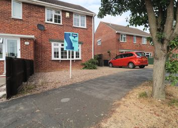 3 bed semi-detached house for sale in Edmunds Road, Cranwell Village, Sleaford NG34