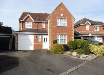 Thumbnail 4 bed detached house for sale in Millers Way, Houghton Regis, Dunstable