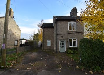 Thumbnail 4 bed end terrace house for sale in Ashfield Road, Elmswell, Suffolk